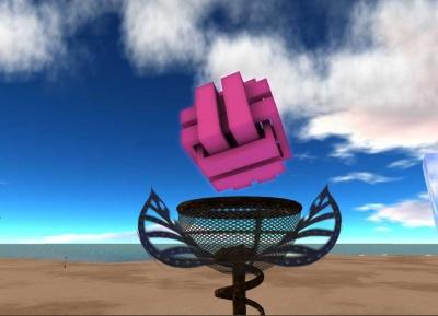 Неопознанные предметы в Second Life